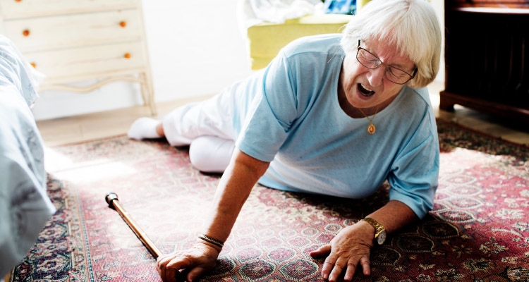 Prevention of Falls in the Older Person
